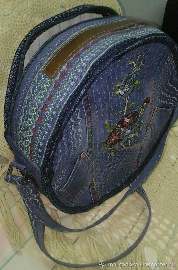 ddd8e8c70db0 ... Джинсовая сумка-торба