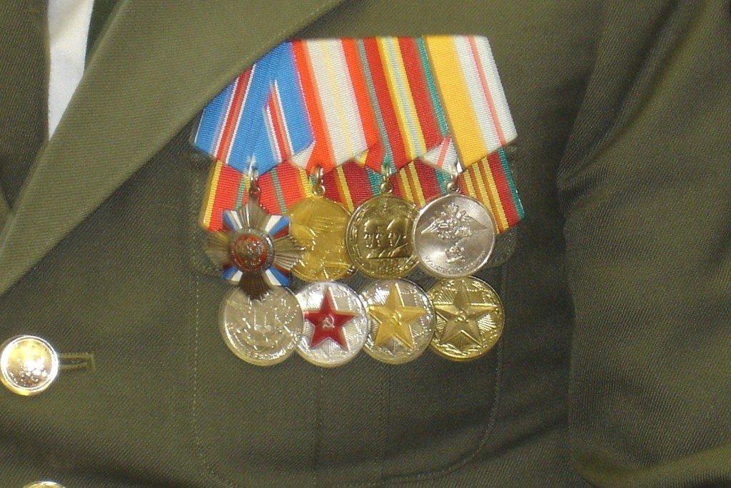 Медаль в подарочной открытке с юбилеем