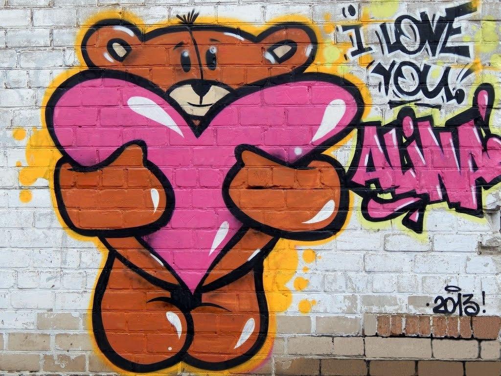 Tag Graffiti I Love You Tag I Love You Graffiti Austin Tx Archives