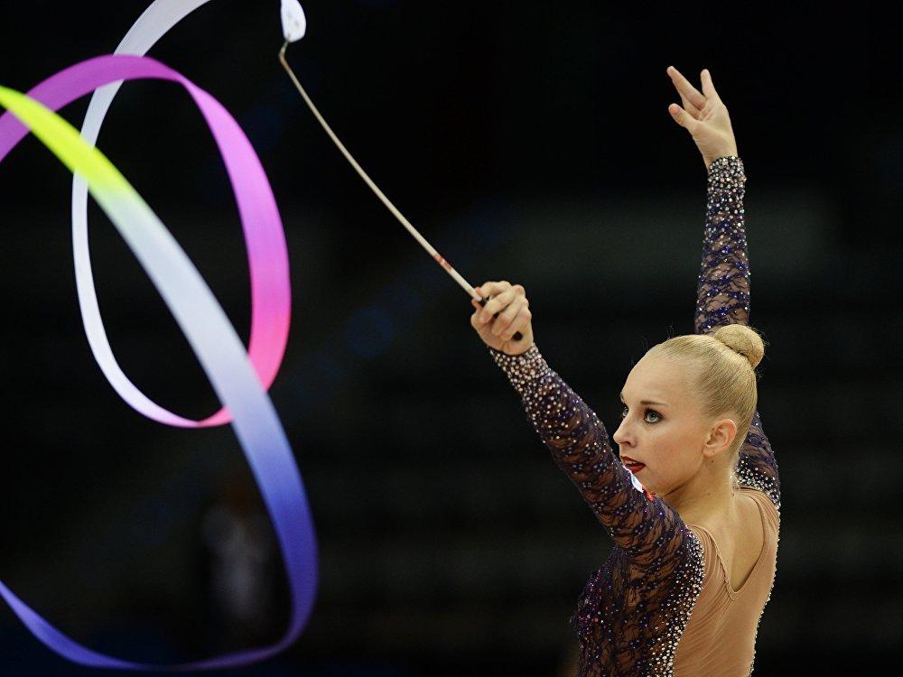 последнее фото гимнасток россии по художественной гимнастике объявления продаже коттеджей