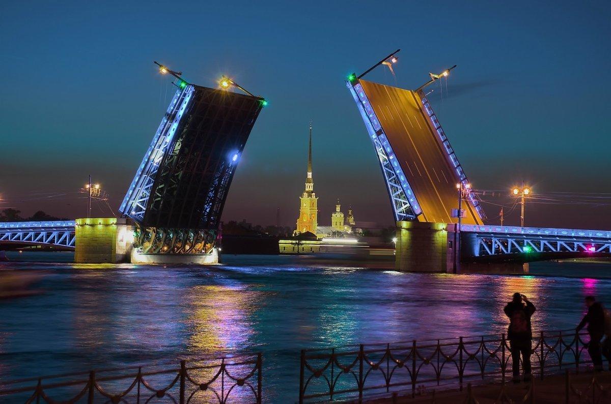 Мосты картинки в питере