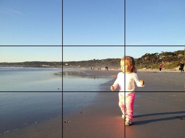 Советы правильных фотографий