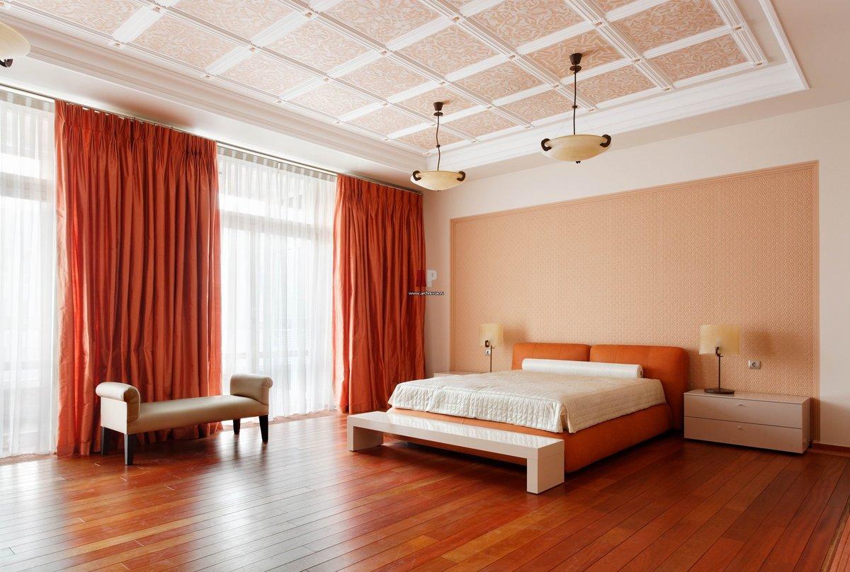 как сделать низкий потолок