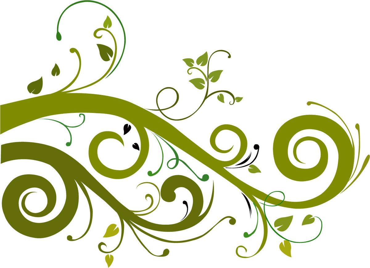 simple swirl vector - HD1200×871