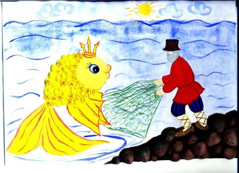 Картинки на тему сказки пушкина