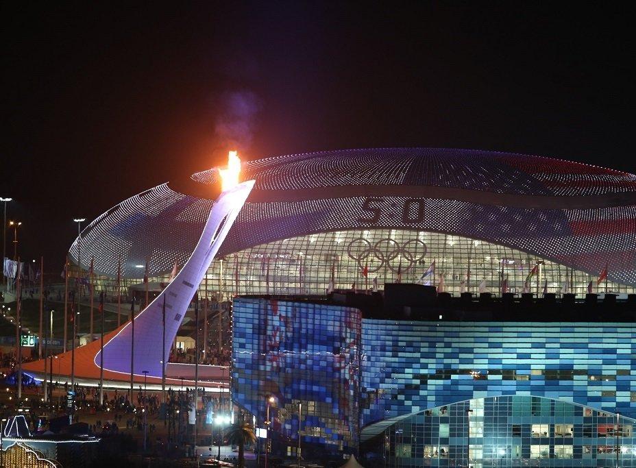 это олимпиада в сочи стадионы фото поисках