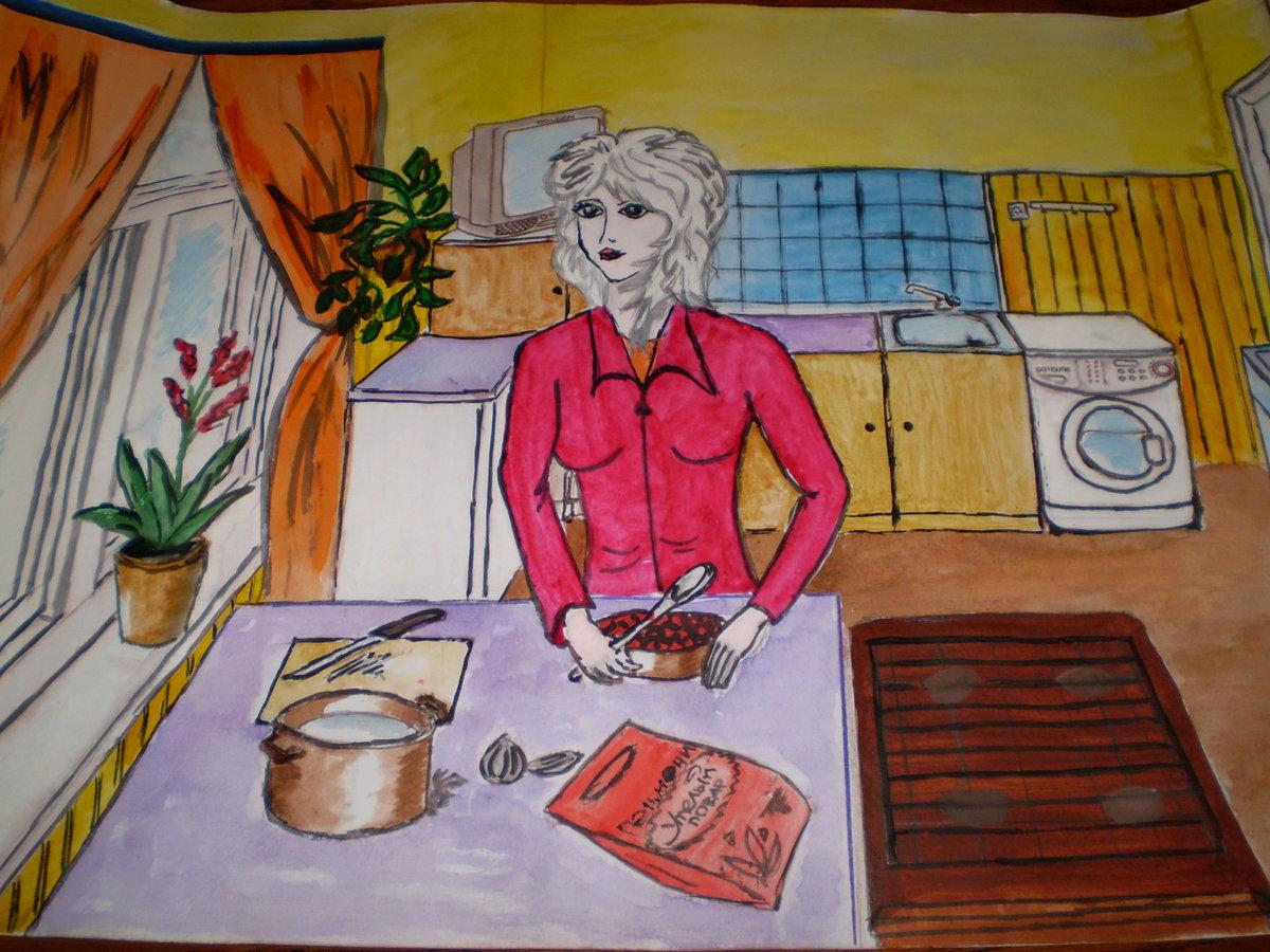 Рисовать картинки маме, открытка елкой