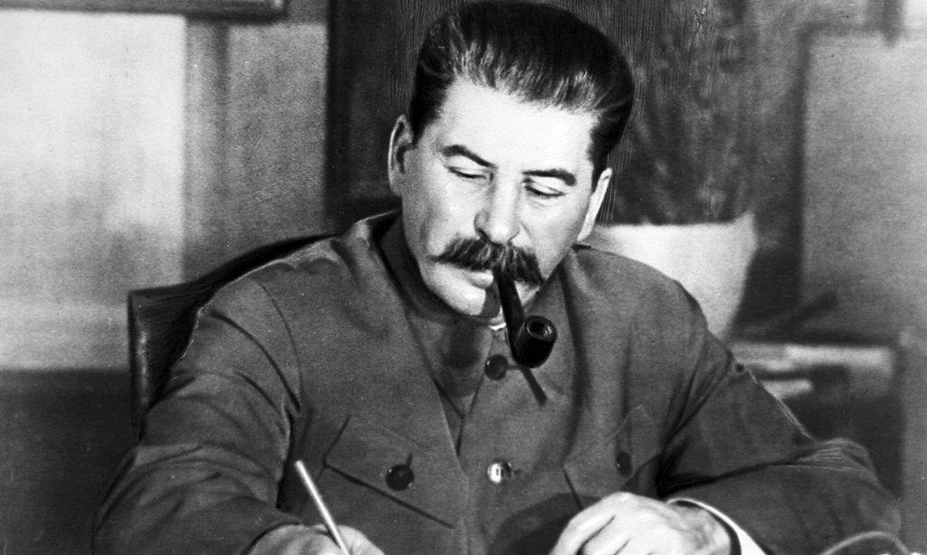 Яркий пример беззакония Сталина