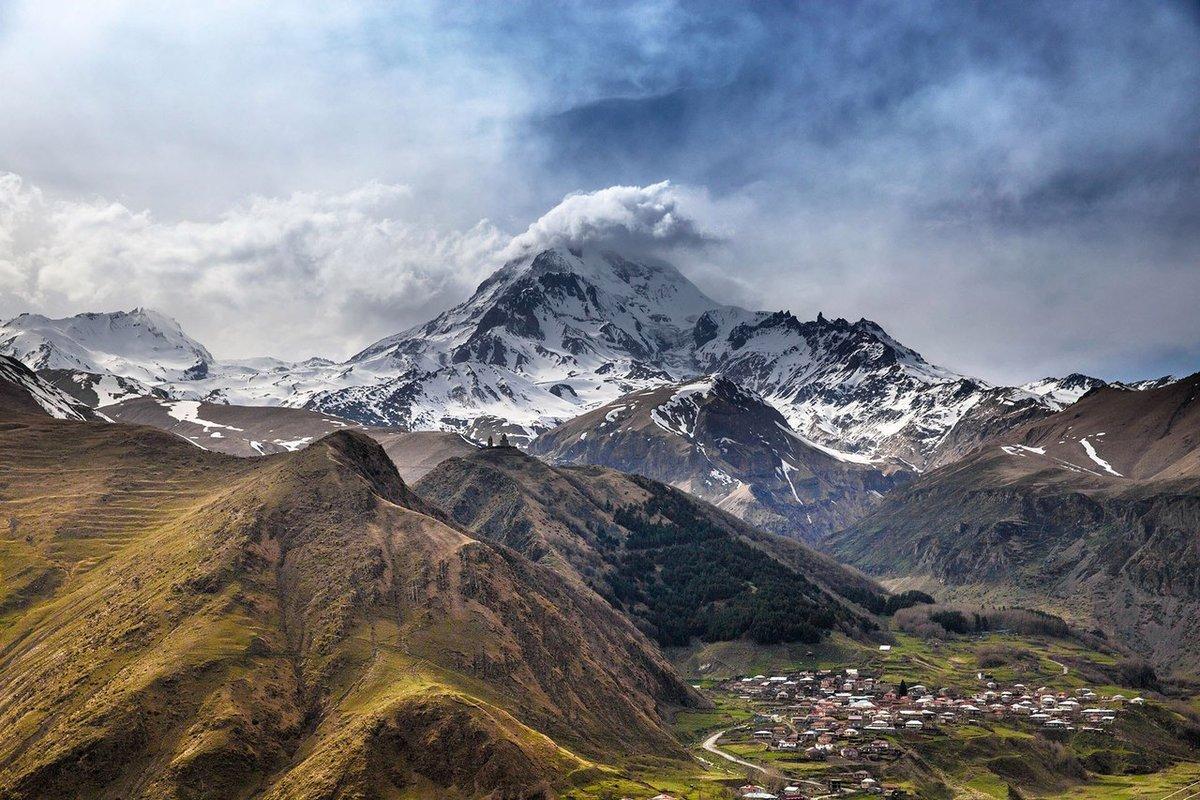 Картинка горы россии