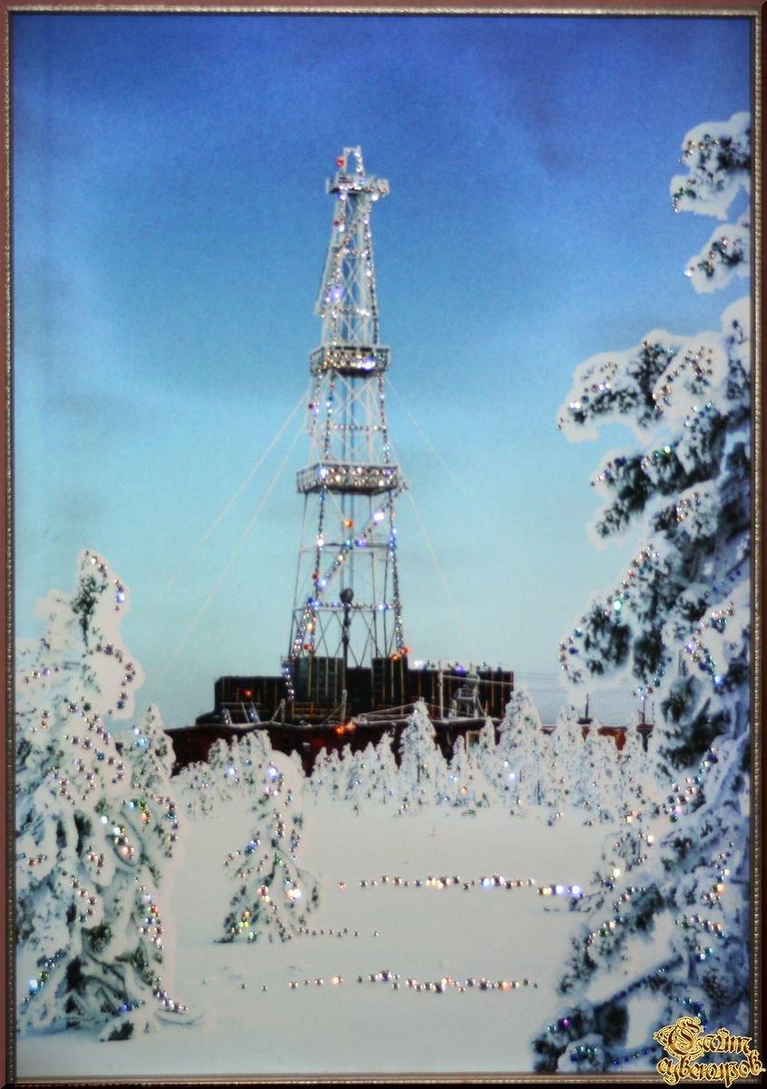 открытки с буровыми природе