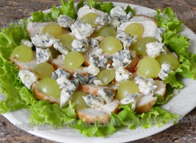 Рецепт вкусных салатов к праздничному столу