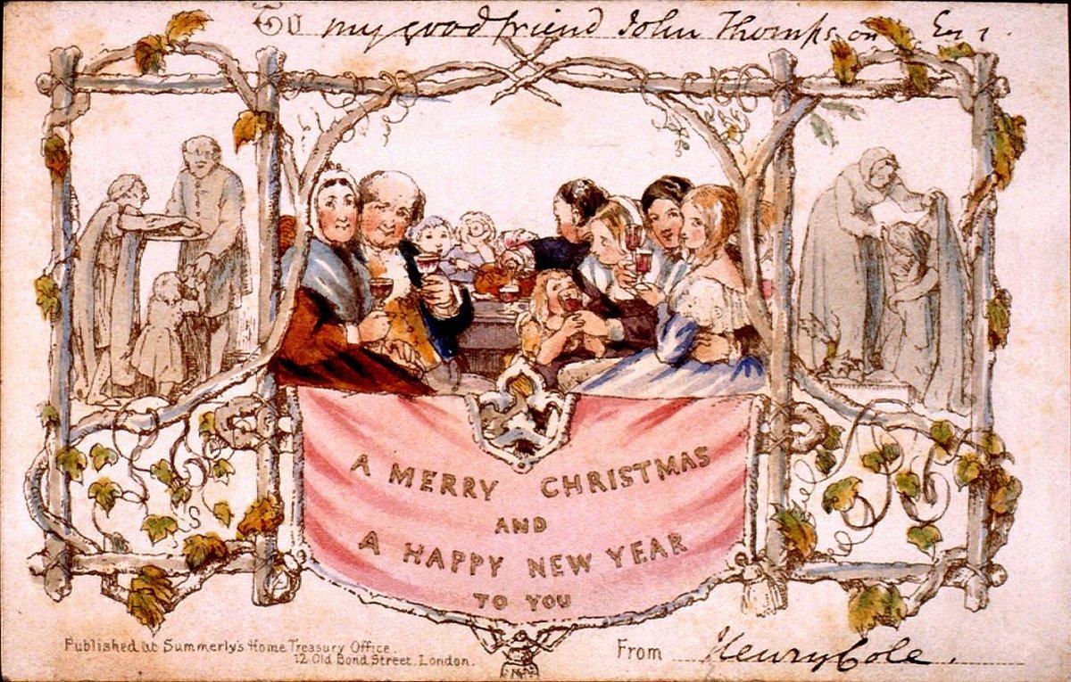 Днем, самые первые открытки в мире