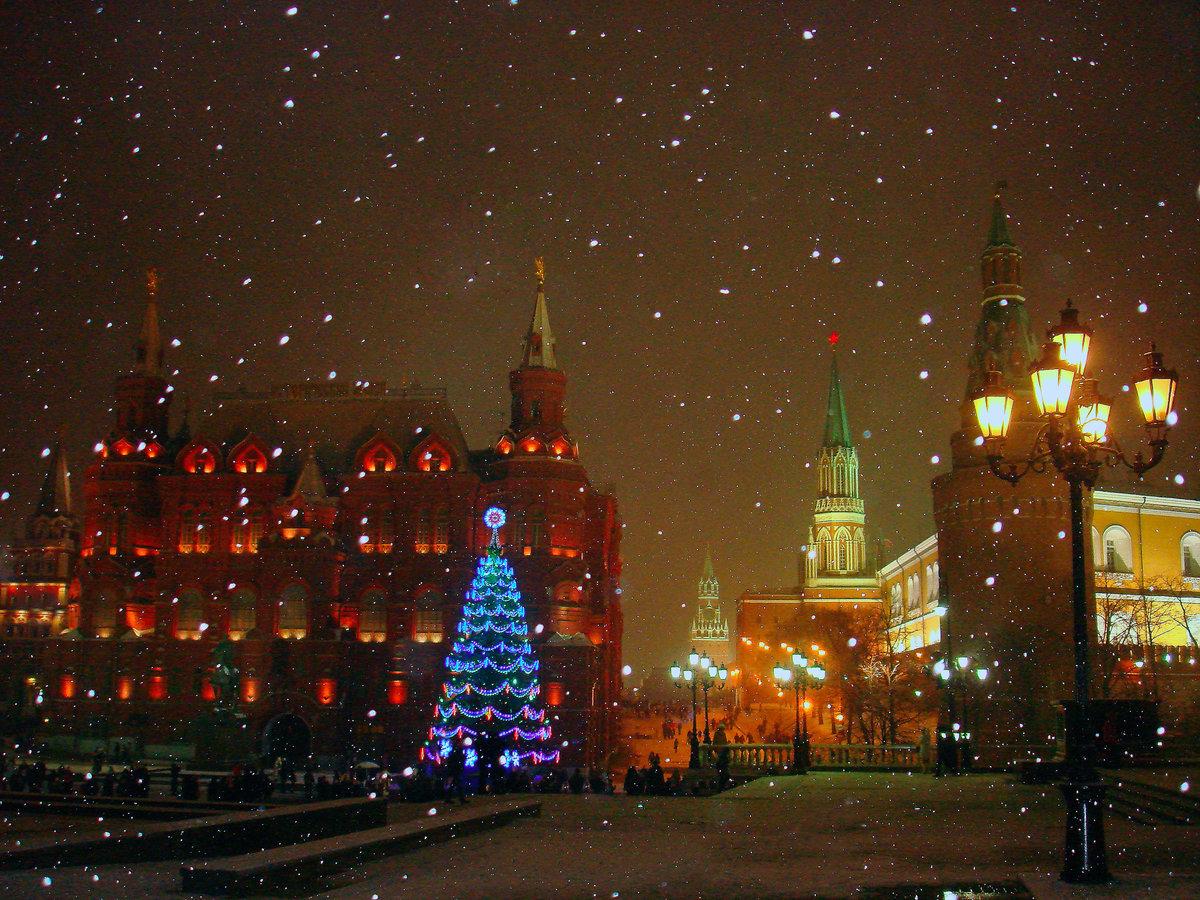 фото кремль с новым годом использованию