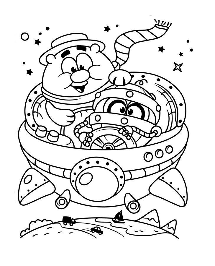 «Смешарики в космосе » — карточка пользователя Anastasia B ...