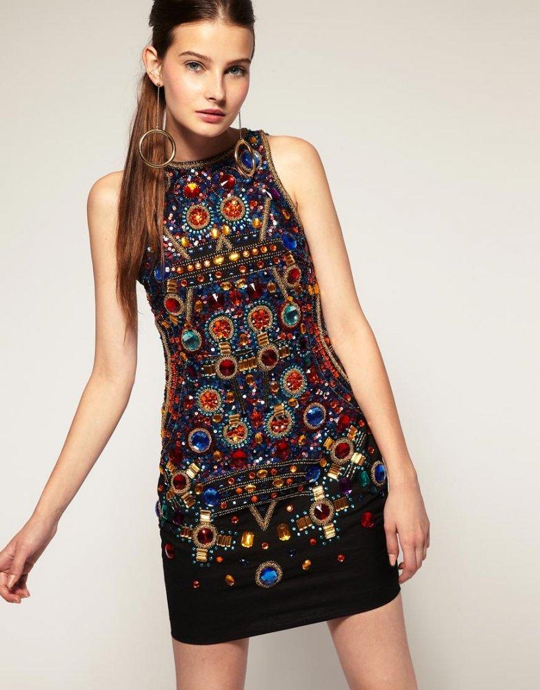 Как украсить платье своими руками фото 560