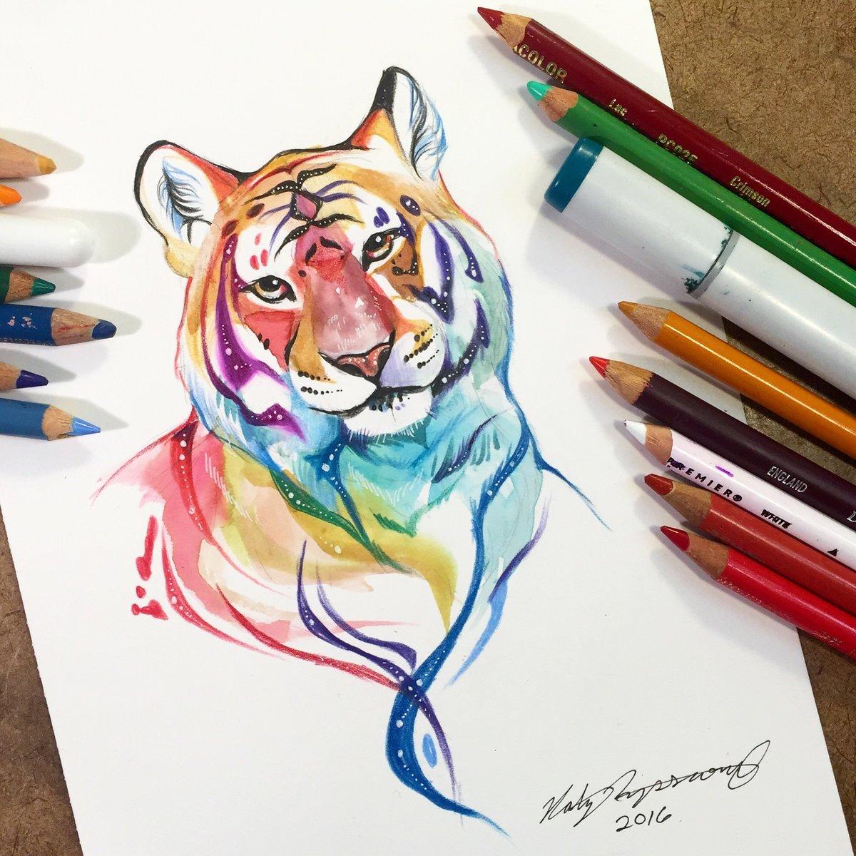 картинки рисовать фломастерами и карандашами пользуется популярностью