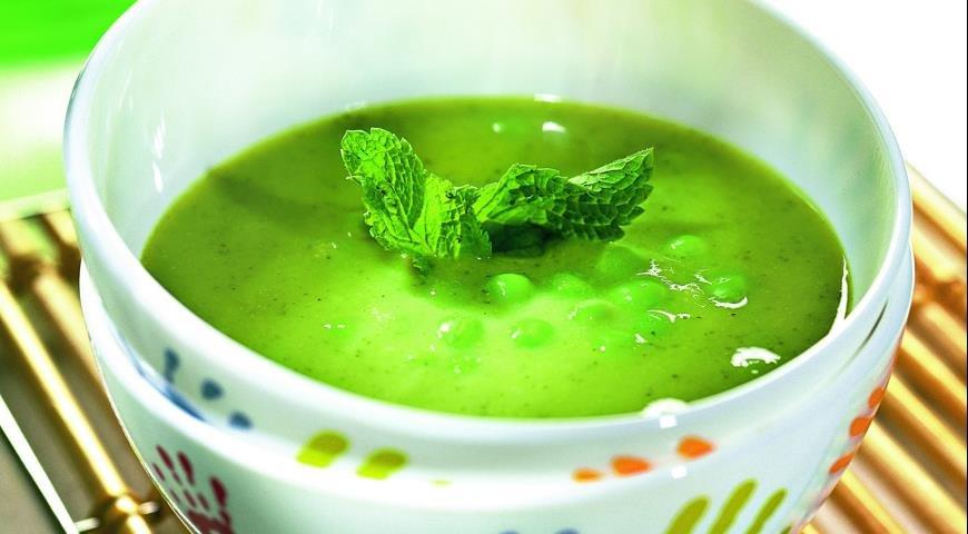 Зелень была сушеная - я обязательно сварю этот суп со свежей зеленью, чтобы почувствовать всю полноту вкуса.