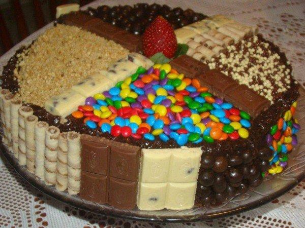 Торт для детей своими руками рецепт с фото 191