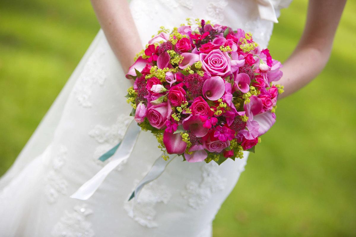 Цветы бисера, букета цветов для невесты составление