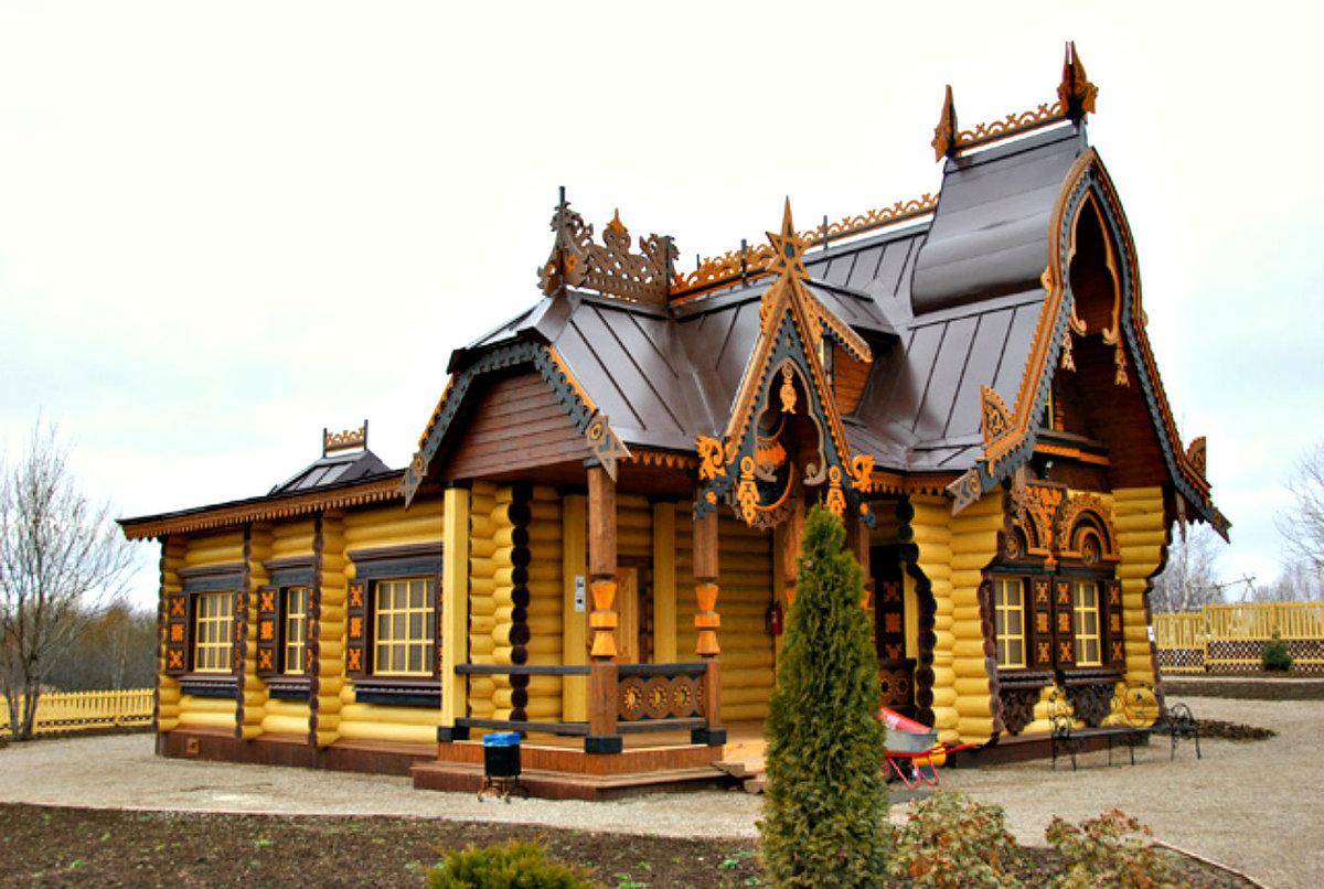 Дом русской мечты картинки