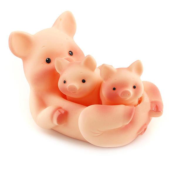 Свинка с поросятами