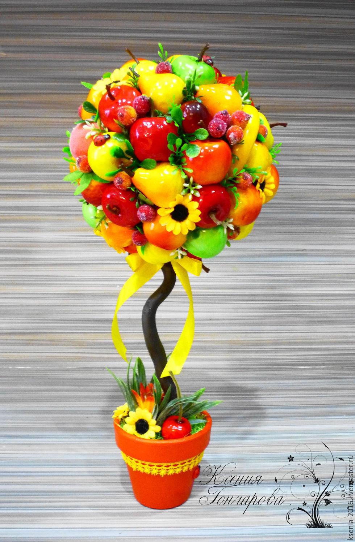 топиарии из фруктов картинки плетистая сорта