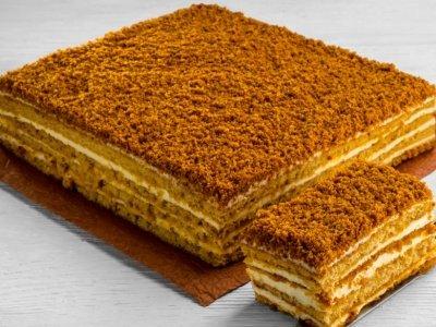 Торт медовик армянский рецепт