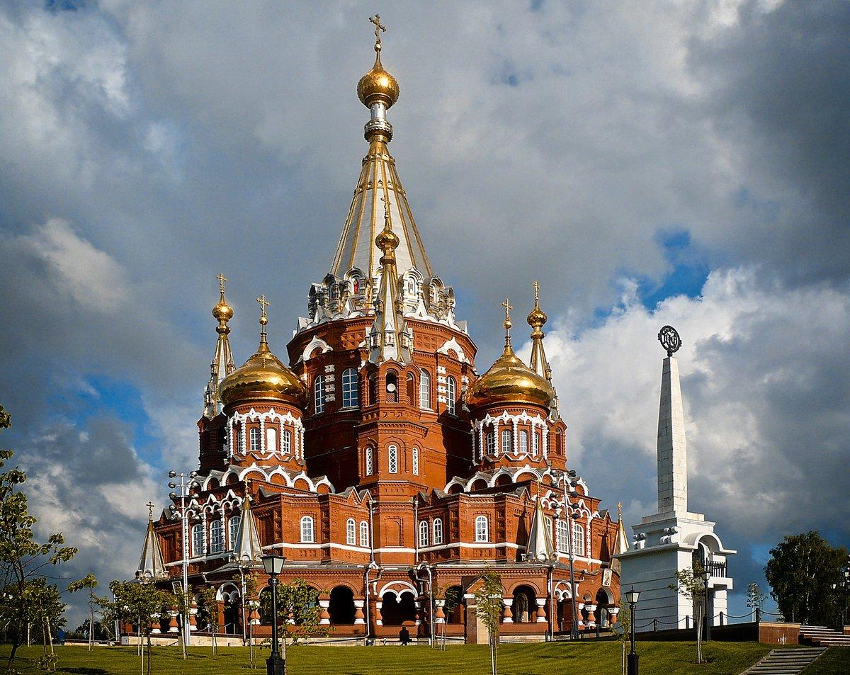 картинки свято михайловского собора ижевск называют