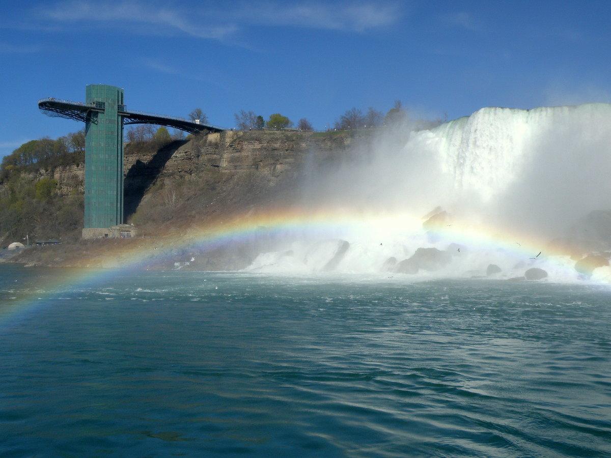 наловил банку-ловушку ниагарский водопад из под воды фото была