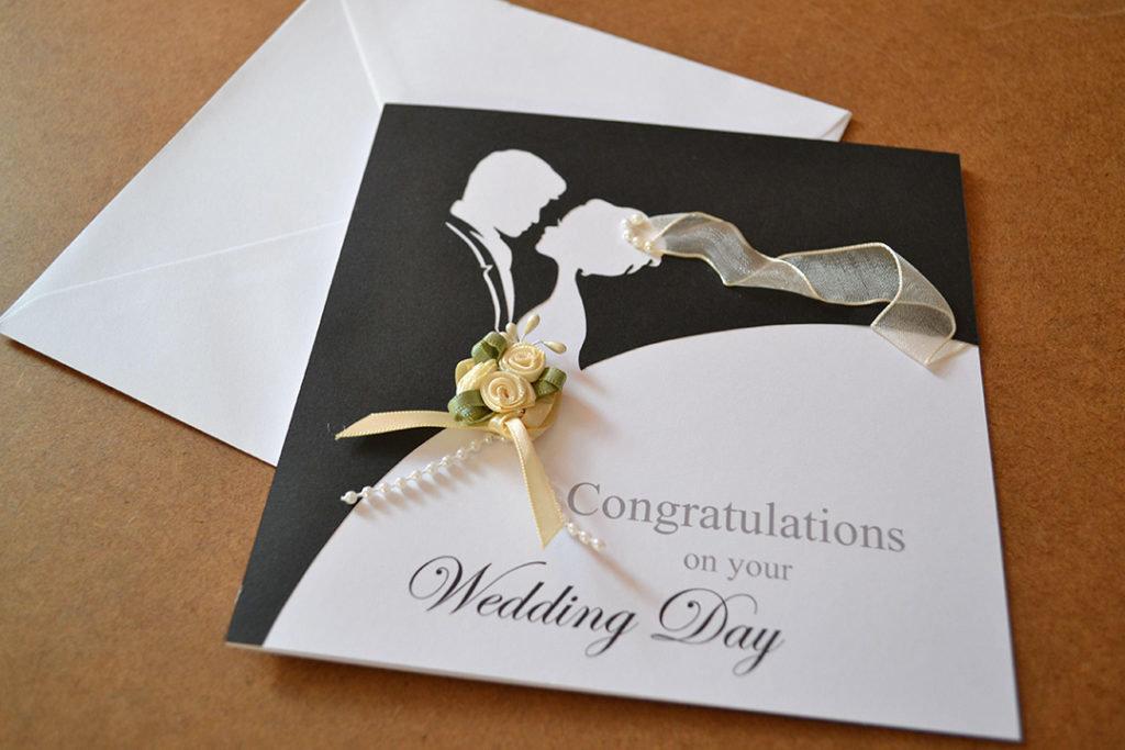 Надпись для, виды открыток на свадьбу