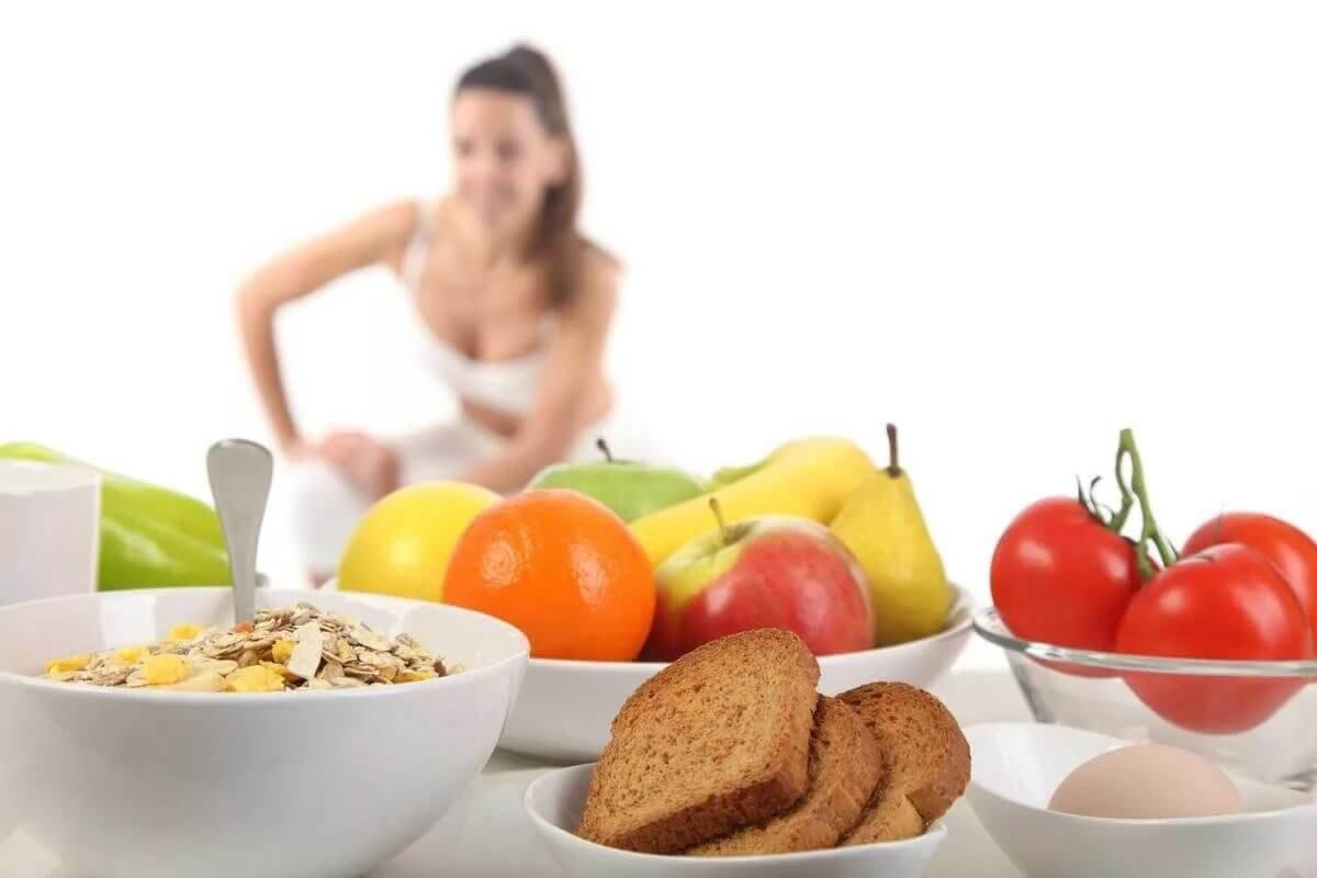 питание при спортивных тренировках для похудения