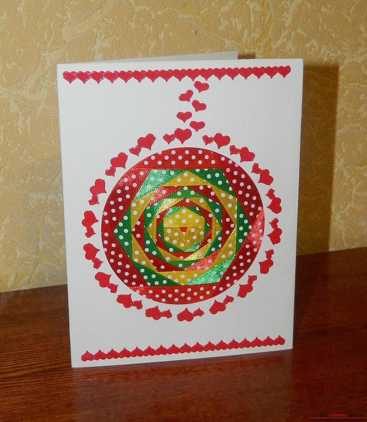 Поздравления сентября, открытка в белорусском стиле своими руками
