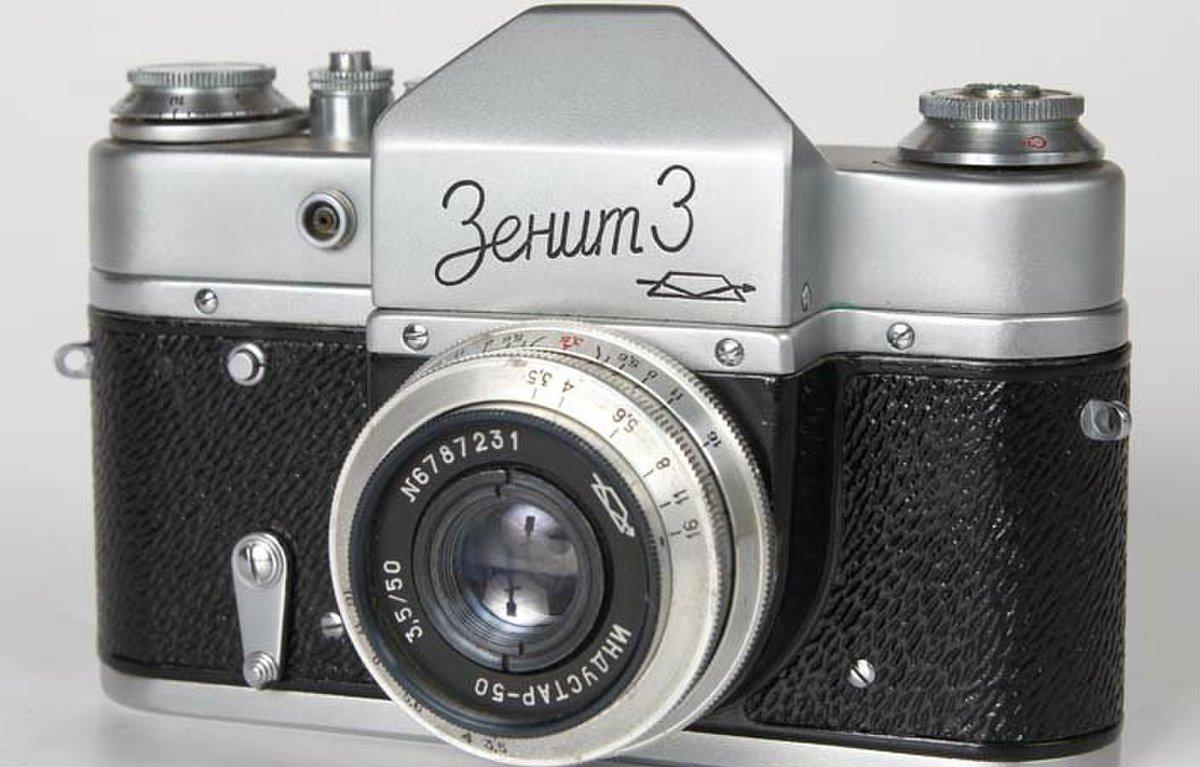 в россии возродят фотоаппараты зенит детали бортиков