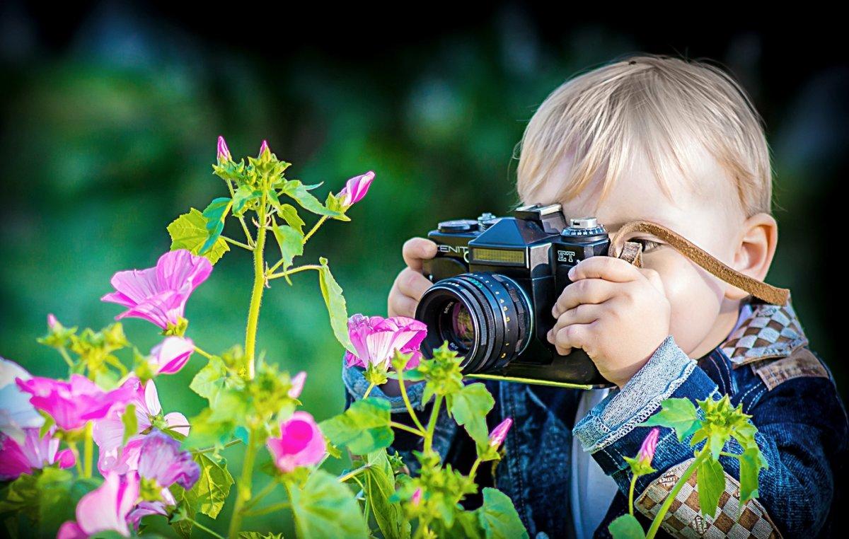 Фото с детьми фотограф