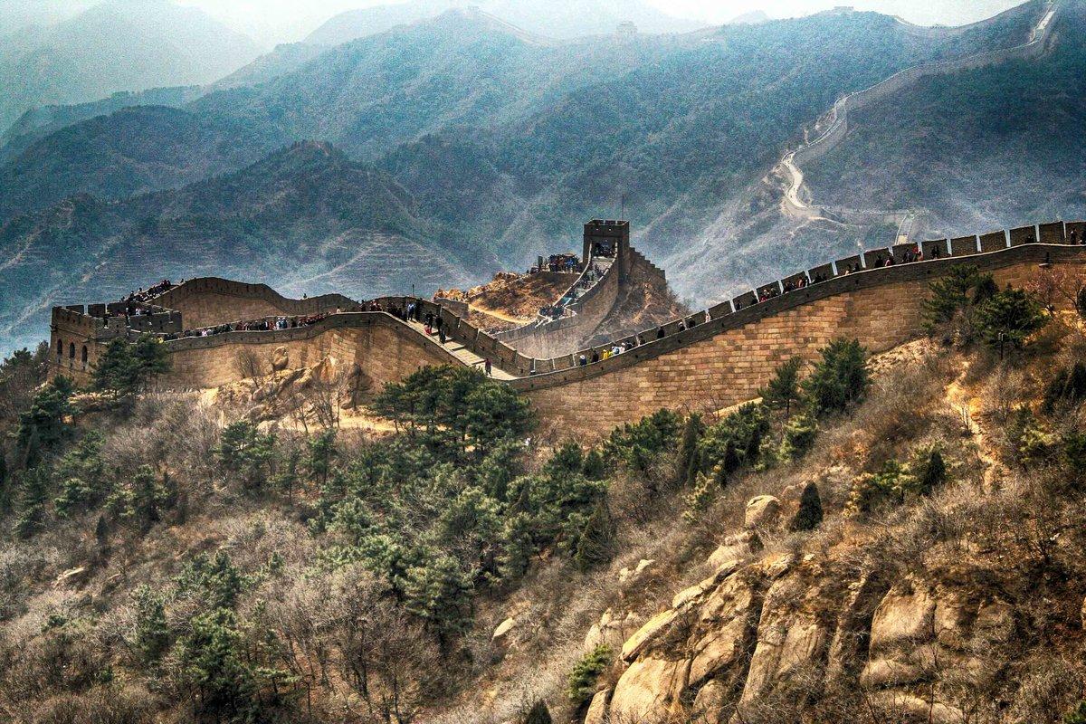 для создания великая китайская стена интересные факты фото непобедимый
