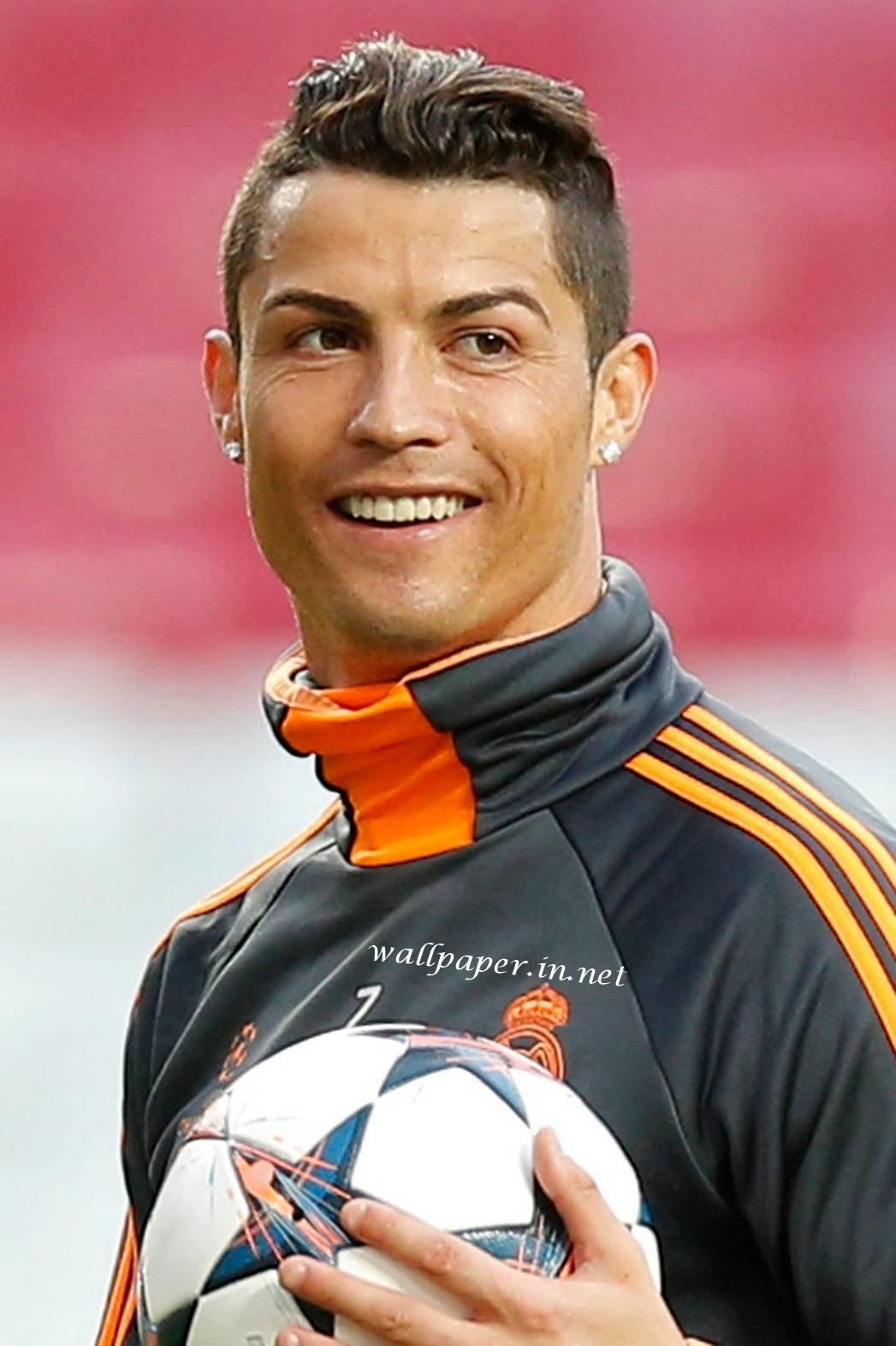 Cristiano Ronaldo Haircut 2010 World Cup Haircuts Models I Card