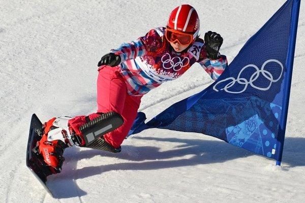 Олимпиада 2014. Сноуборд. Параллельный слалом. Мужчины и женщины —  Российская газета 3f6ca6d6549