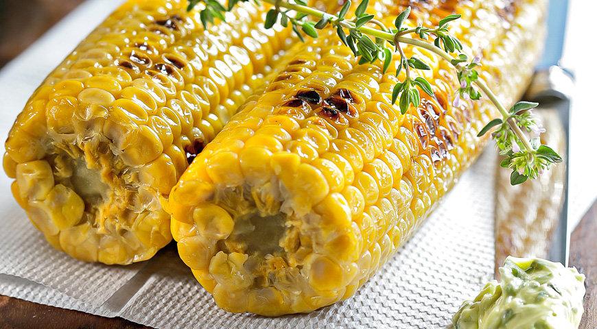 мужская, цвет кукуруза в початках рецепты с фото аромат