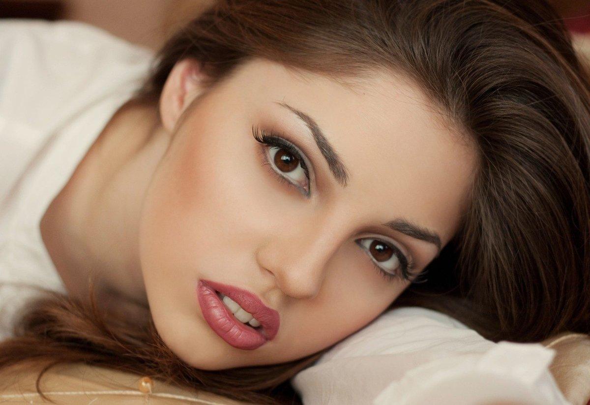 благотворно макияж показывать на картинках потенте