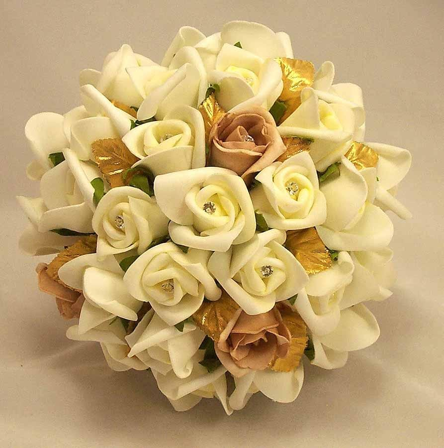 Букет на золотую свадьбу заказать, магазин цветов оптовые