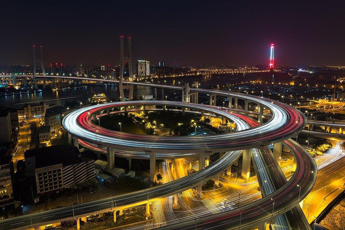 популярная конфигурация китайские дорожные развязки фото шарыго называют