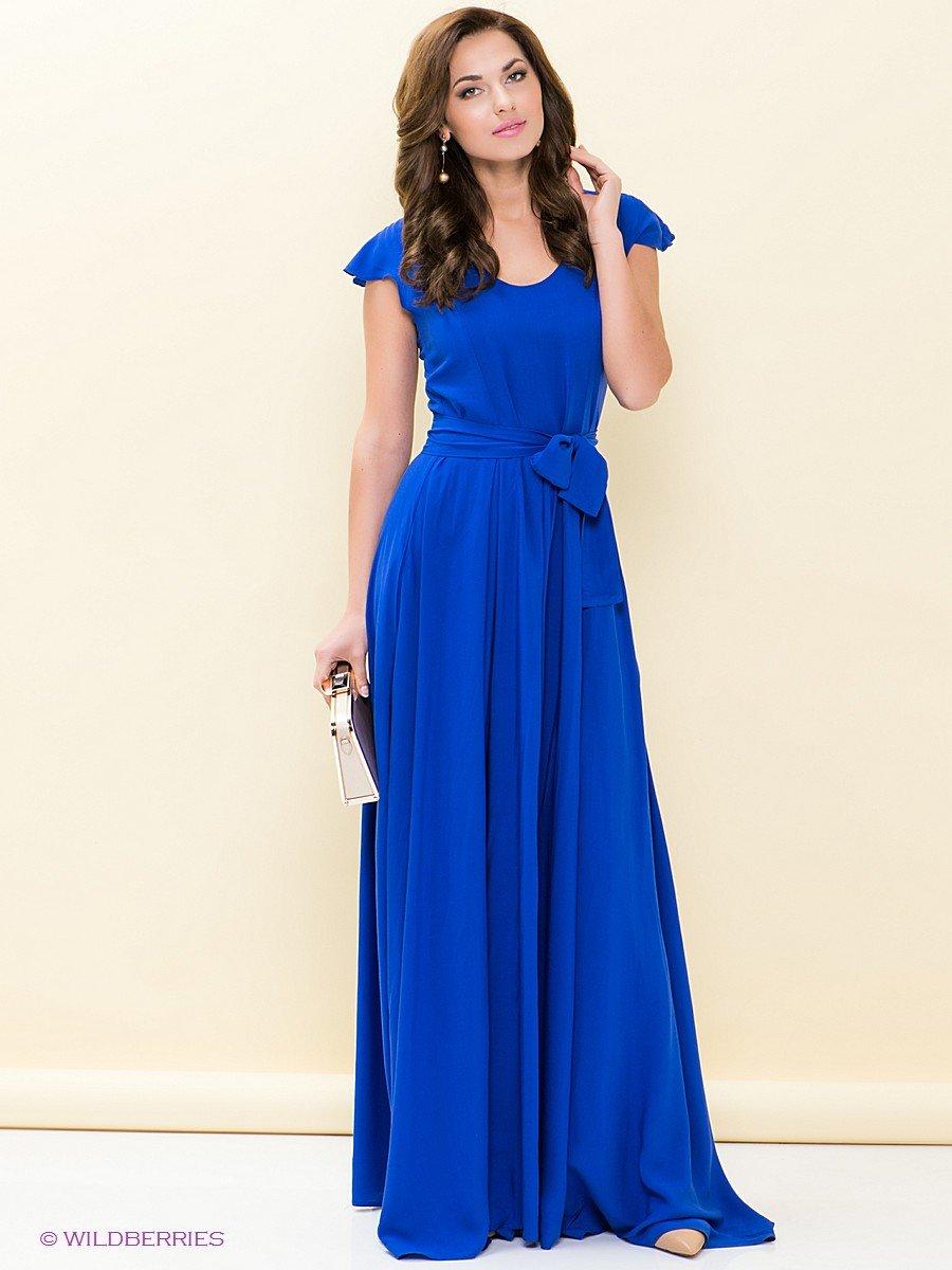 синие платья в пол фото красивые волосы, которые