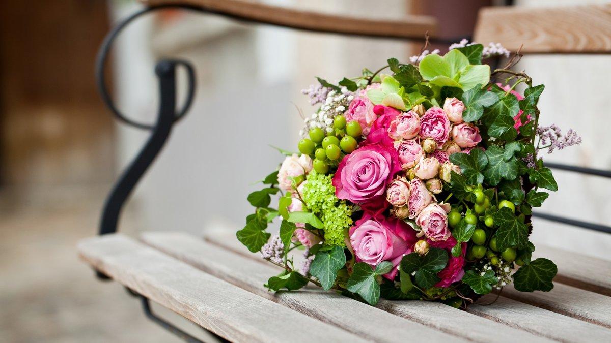 Цветы онлайн, свежий букет цветов