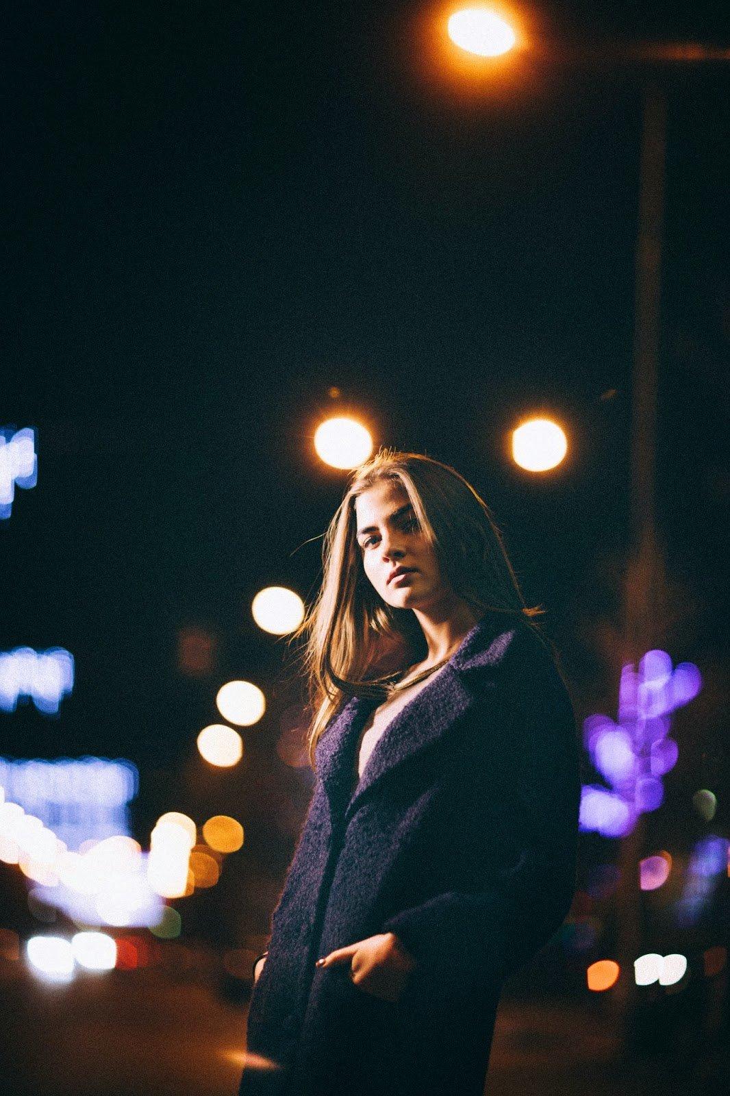 какие можно сделать фотографии ночью деревянная