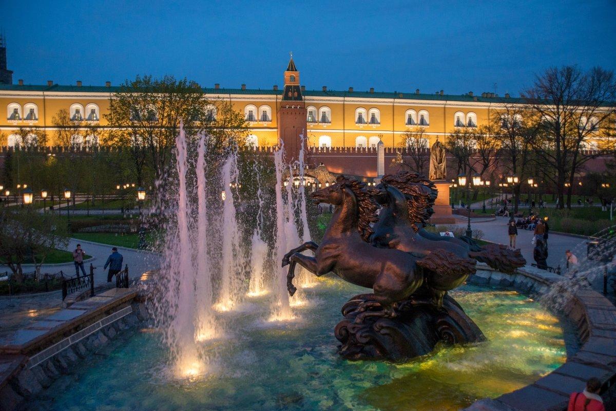 фонтаны москвы фото и адреса подвержена быстрому