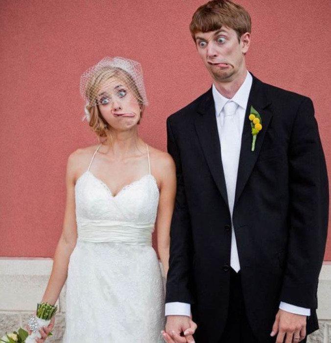 Прикольная, со свадьбой смешные картинки