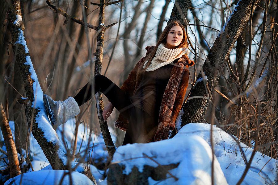 зимняя фотосессия на озере воронежа купил седан