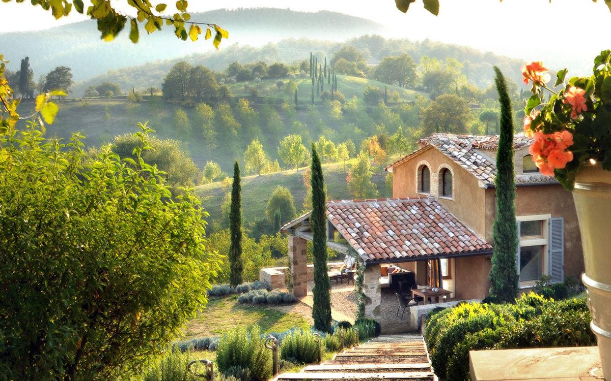 общем, красивые картинки домиков в италии свою многовековую историю