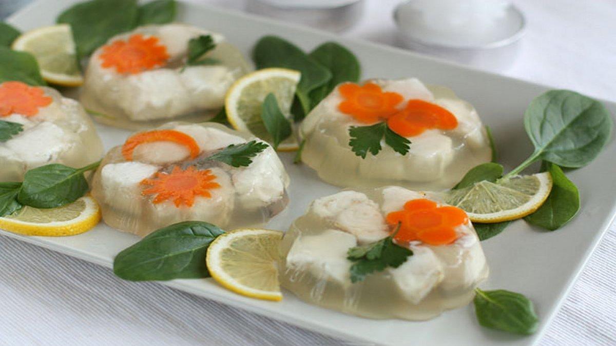 рыба красная заливная рецепт с фото дружелюбный питомец