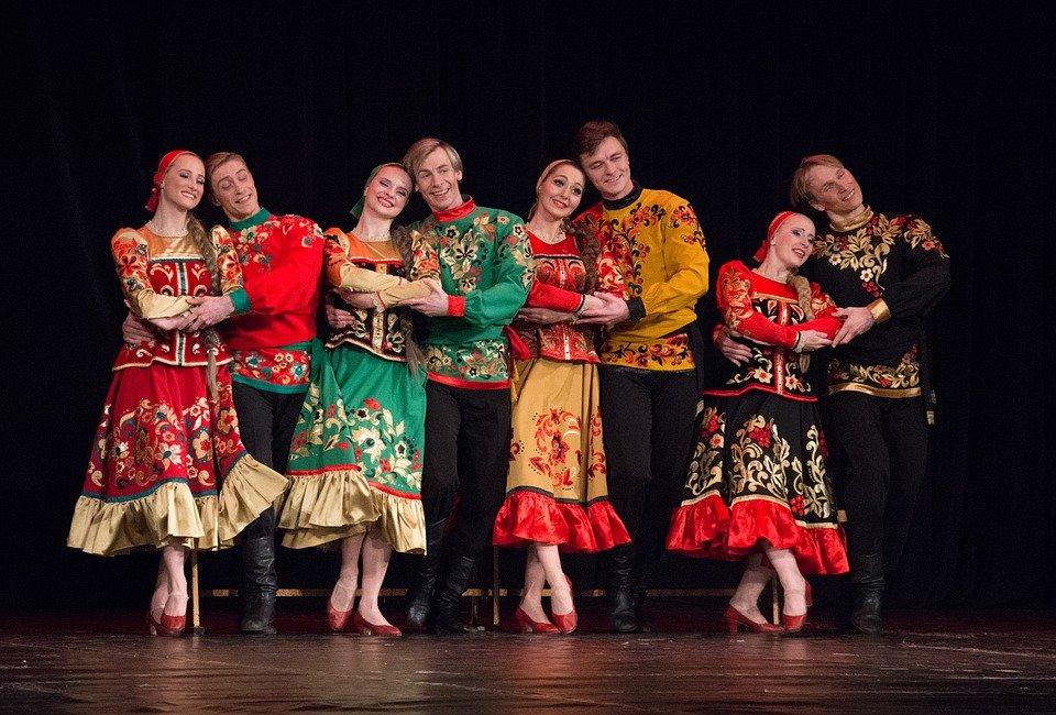 одежда фото картинки русский народный танец баллонов идут
